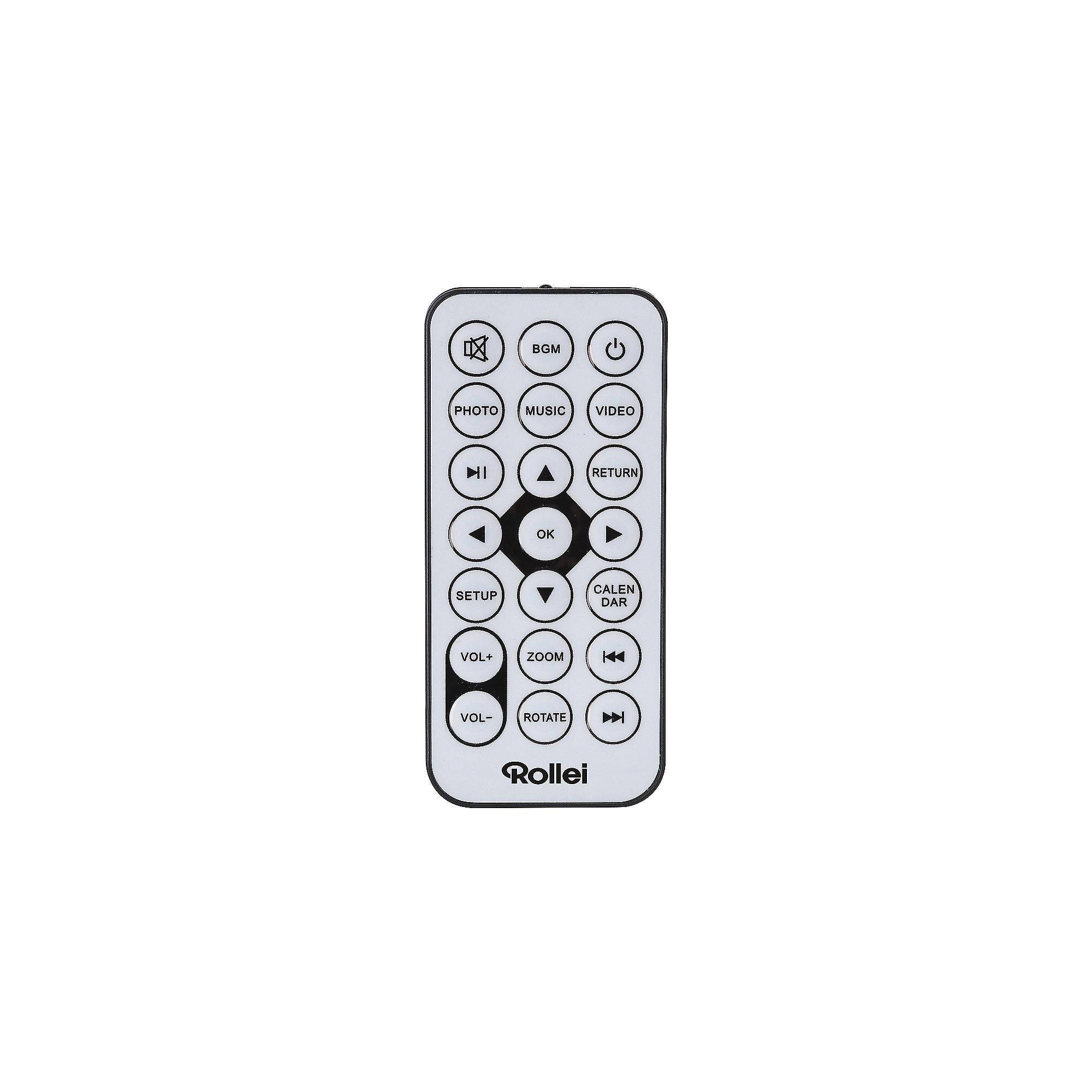 Rollei Degas DPF-850 digitaler Multimedia-Bilderrahmen 20,3 cm (8 ...