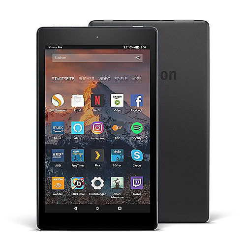 Amazon Fire HD 8 Tablet WiFi 32 GB mit Spezialangeboten
