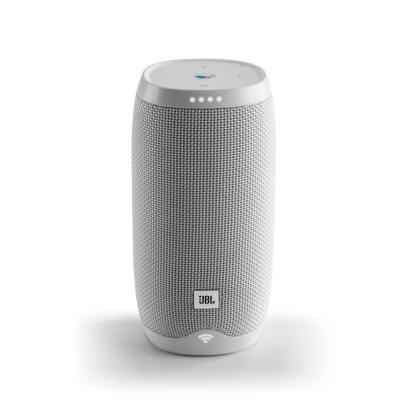JBL  Link 10 weiß Google Sprachsteuerung, Lautsprecher mit WLAN, Bluetooth, Akku   6925281931376
