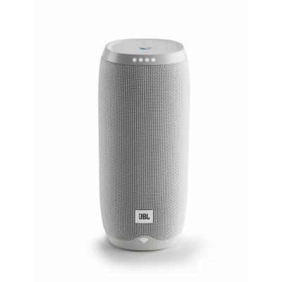 JBL  Link 20 weiß Google Sprachsteuerung, Lautsprecher mit WLAN und Bluetooth | 6925281931499