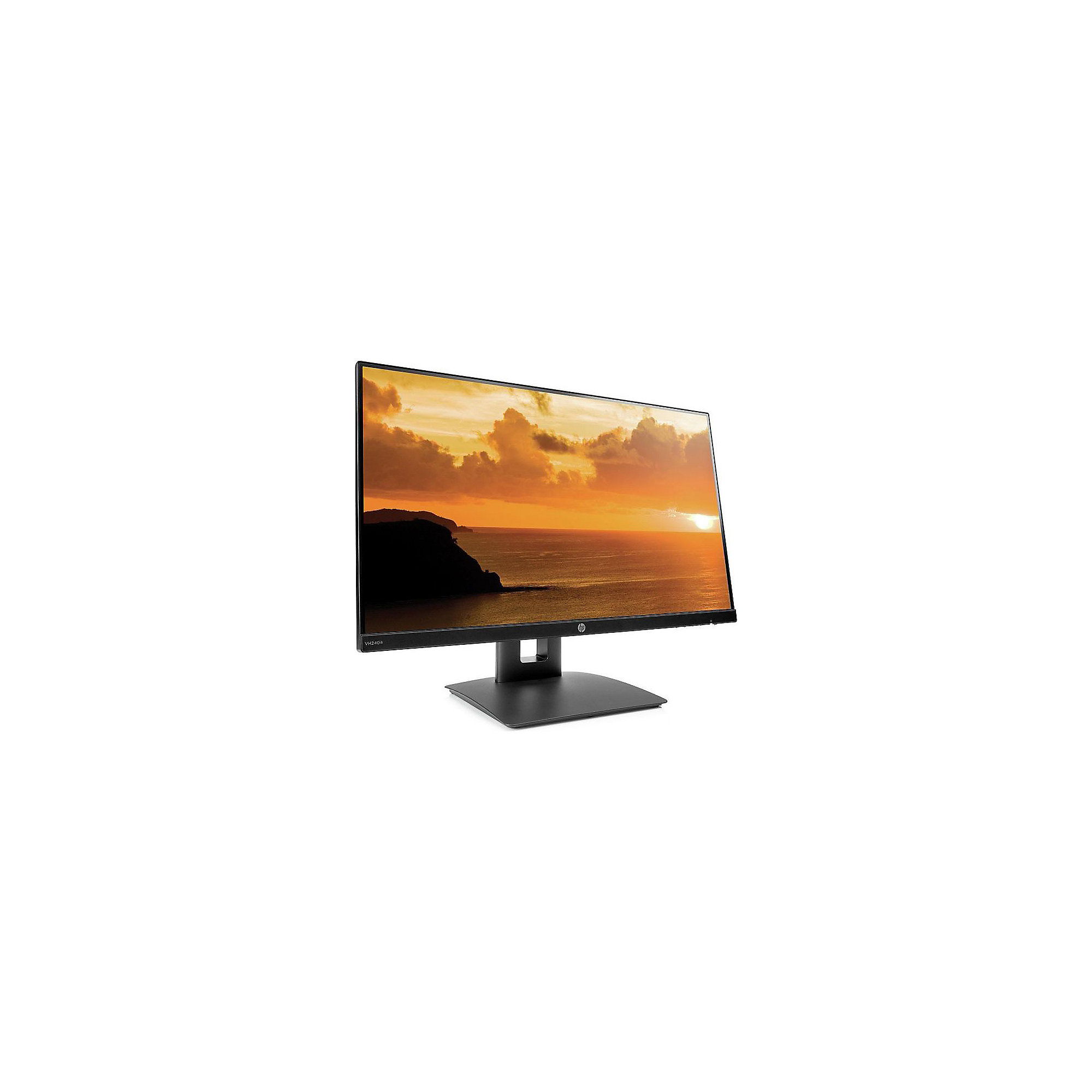 "HP Value VH240a 60,5cm (23"") FullHD Monitor 60Hz VGA/HDMI IPS-LED LS"