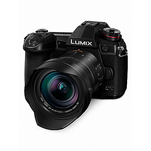 Panasonic Lumix DC-G9 Kit Leica 12-60mm Systemkamera