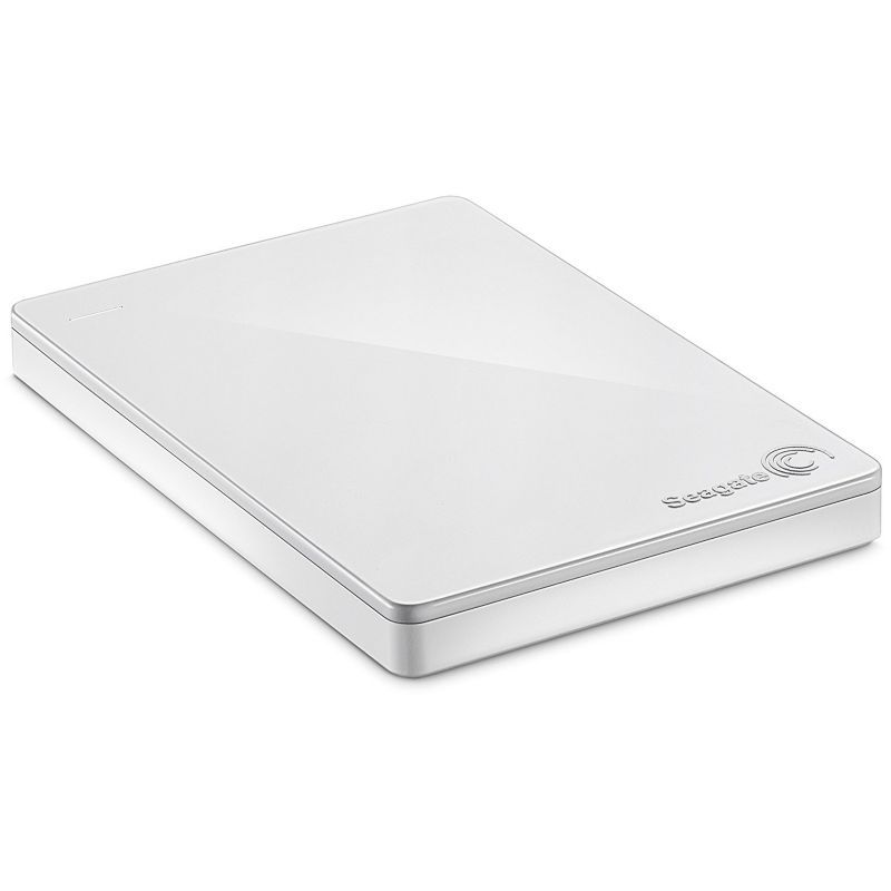 Seagate Backup Plus Slim Portable USB3.0 - 1TB 2.5Zoll Weiss