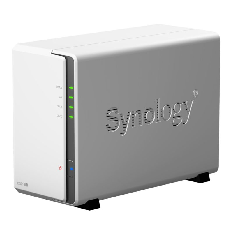Synology Diskstation DS218j NAS System 2-Bay