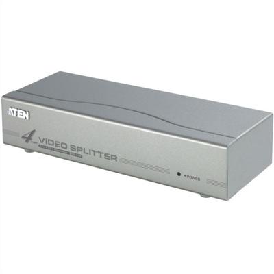 Aten  VS94A 4-Port VGA Video Splitter (350 MHz)   4710423770805