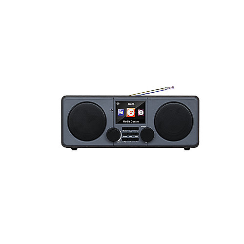 Xoro DAB 600IR WLAN Stereo DAB-Radio Internetradio Display Wecker