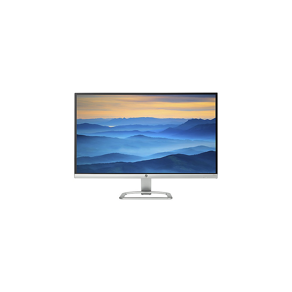 "HP 27es Display (27"") 68,58cm 16:9 FHD VGA/HDMI 7ms 10Mio:1 LED"