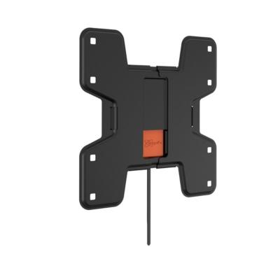 Vogels  WALL 3105 Wandhalterung – VESA 100×100 bis 200×200 mm schwarz | 8712285335266