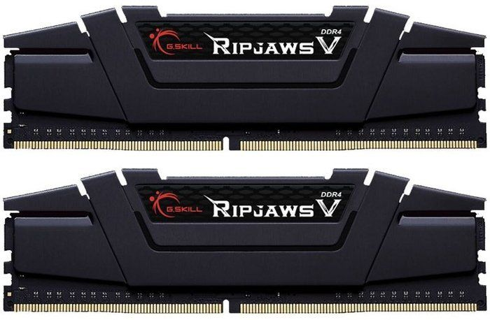 16GB (2x8GB) G.Skill Ripjaws V DDR4-3200 CL16 (16-16-16-38) RAM DIMM Kit