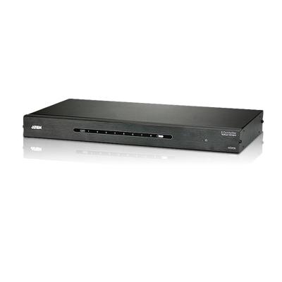 Aten  VS0108HA 8 Port HDMI Audio/Video Splitter 4Kx2K   4710423779945