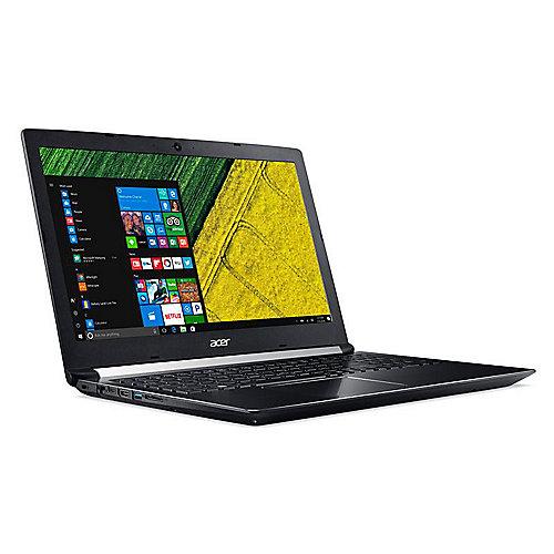 Acer Aspire 7 A715-71G 15,6FHD IPS i7-7700HQ 8GB/1TB+512GB SSD GTX 1050Ti Win10″ | 4713883533683