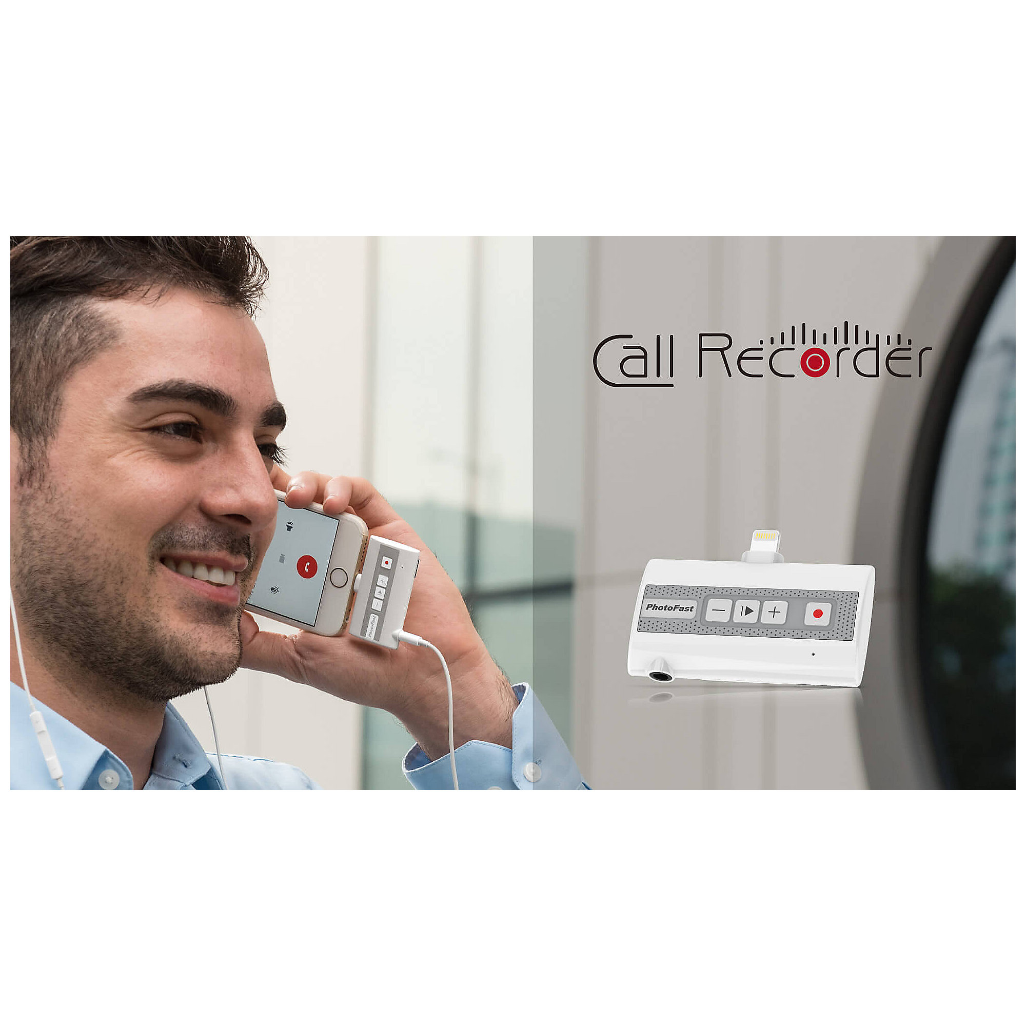 PhotoFast Call Recorder
