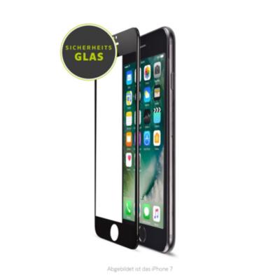 Artwizz  CurvedDisplay Glass für iPhone 8/7/6, schwarz | 4260458885741