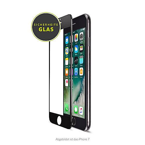 artwizz curveddisplay glass f r iphone 8 7 6 schwarz. Black Bedroom Furniture Sets. Home Design Ideas