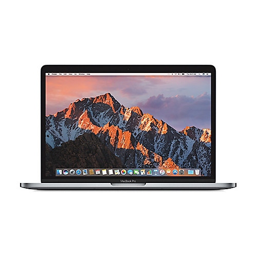 "Apple MacBook Pro 13,3"" Retina 2016 i5 2,9/8/256 GB II550 Space Grau MLH12D/A"