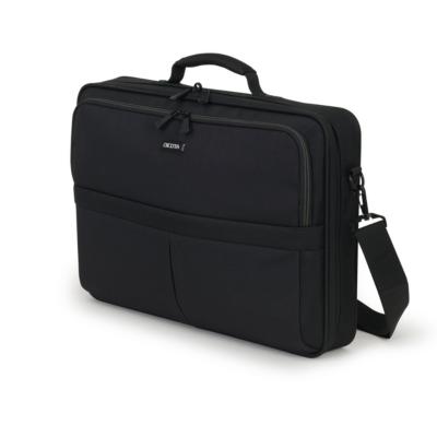 Dicota  Multi SCALE Notebooktasche 39,62cm (14″-15.6″) schwarz | 7640158666302