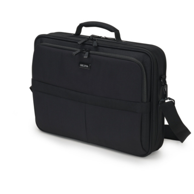 Dicota  Multi Plus SCALE Notebooktasche 39,62cm (14″-15.6″) schwarz | 7640158666388
