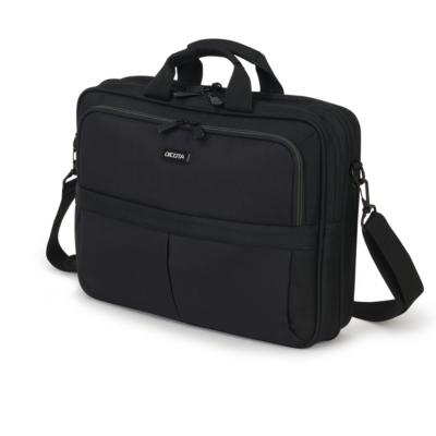 Dicota  Top Traveller SCALE Notebooktasche 43,94cm (15-17,3″) schwarz | 7640158666395
