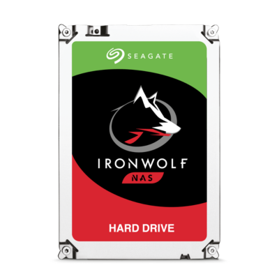 Seagate  IronWolf NAS HDD ST6000VN0033 – 6TB 7200rpm 256MB 3.5zoll SATA600 | 8719706003674