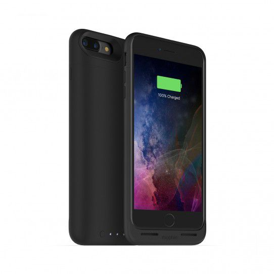 Mophie Wireless Ladestation, Qi-Standard, schwarz