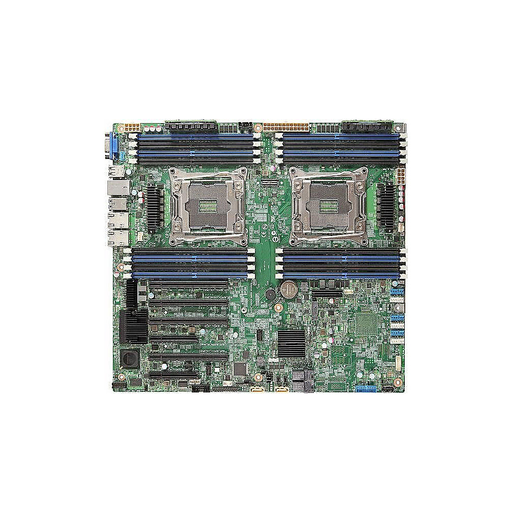 Intel Server Mainboard S2600CW2R (DBS2600CW2R)
