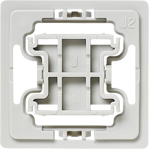 HomeMatic 103478A2A Adapter-Set Jung (J2) 1 Stk. Schalterserien Adapter
