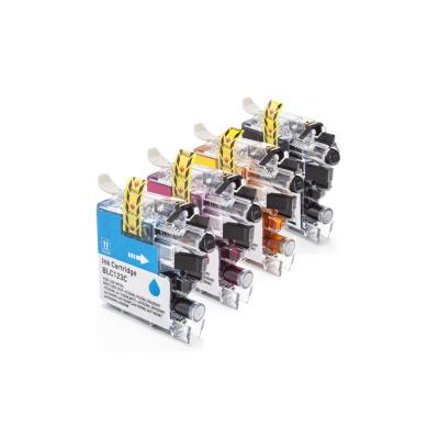 HQ Patronen Alternative zu Brother LC-123VALBPDR Tintenpatronen Multipack (BK, C, M, Y)   4057033624532