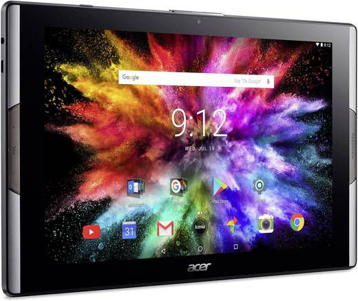 Acer Iconia Tab 10 A3-A50 Tablet WiFi 4/64 GB FHD IPS Android 7.0 schwarz