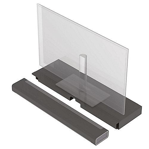 Flexson SONOS Playbar Stand Tischmodul – Schwarz | 0799441549642
