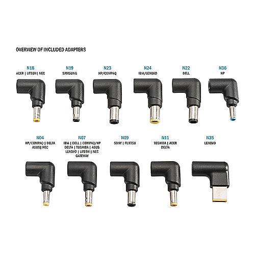 Universale HP Notebook Netzteile & Ladegeräte für