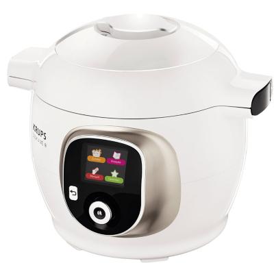Krups  CZ7101 Cook4Me Multikocher  6l, 1200 W, weiß/grau | 3045386378074