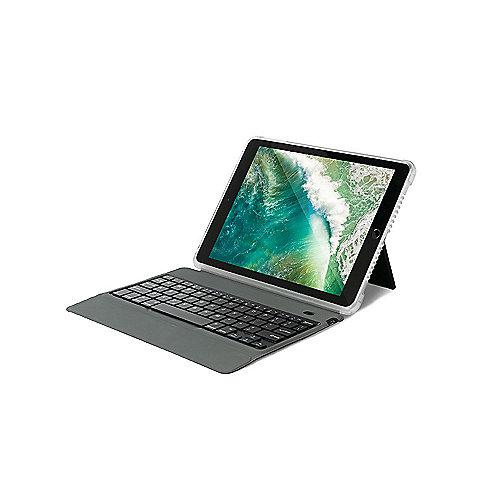 tucano guscio pro schutzcase mit keyboard f r apple ipad 9. Black Bedroom Furniture Sets. Home Design Ideas