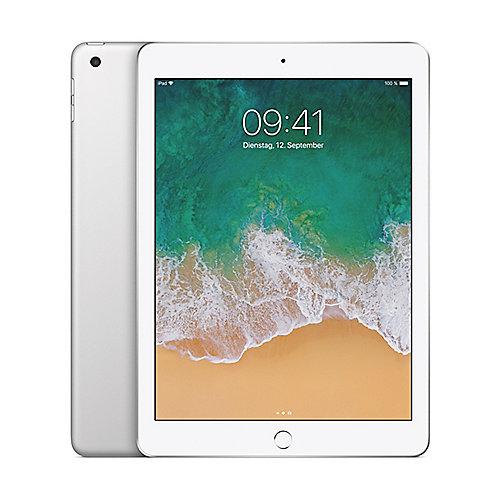 Apple iPad 2017 Wi Fi 128 GB Silber (MP2J2FD A)