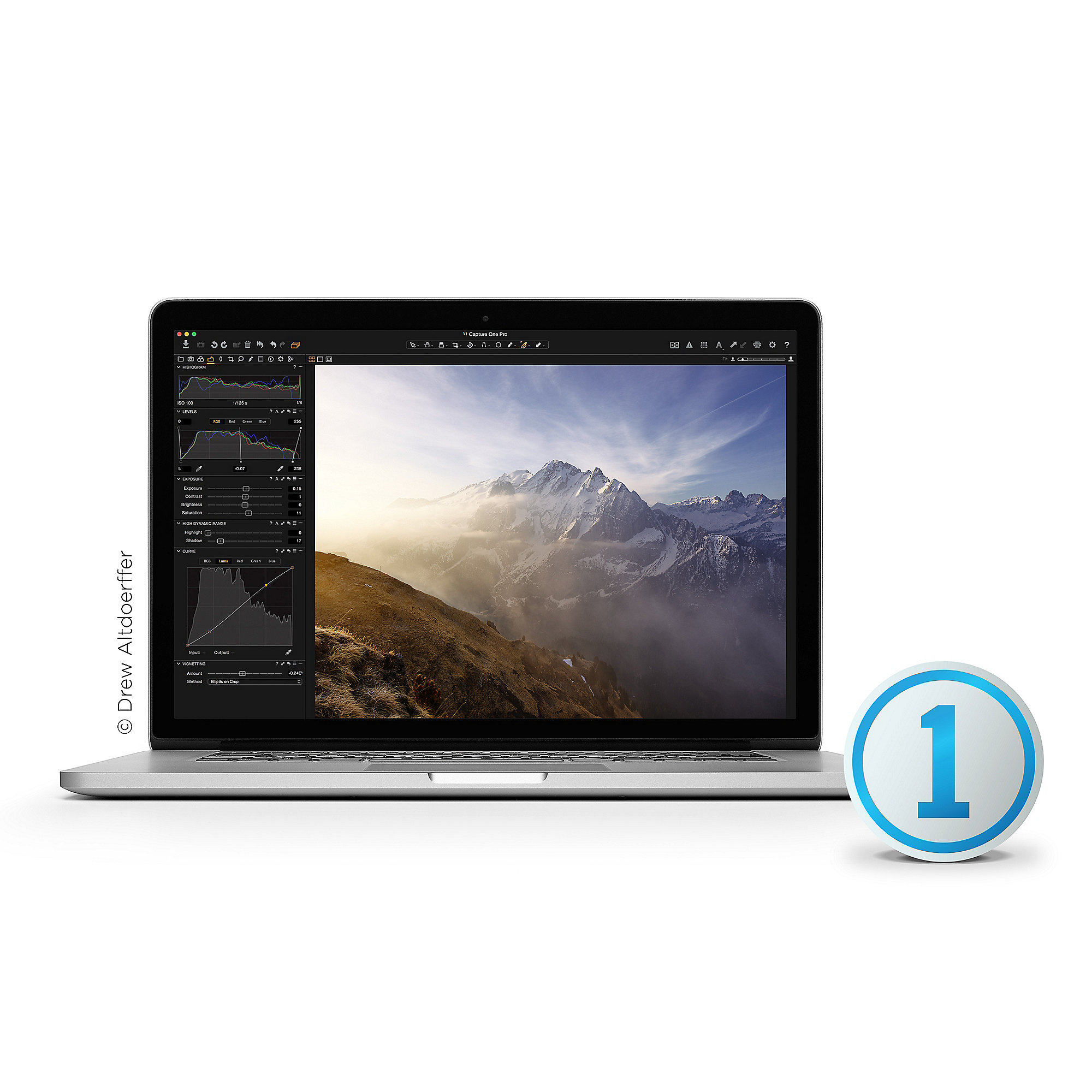 Phase One Capture One Pro 9 Win/Mac ESD