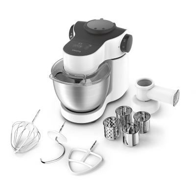Krups  KA252 Master Perfect Küchenmaschine weiß/grau | 0010942223313