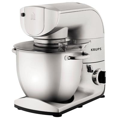 Krups  KA402D Küchenmaschine 1200 Watt, silber | 0010942223054