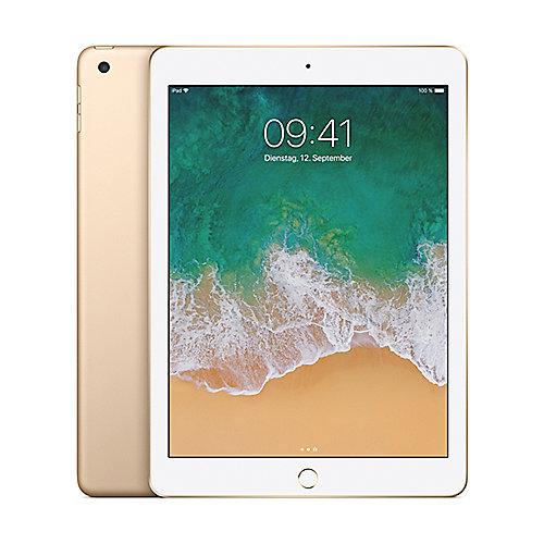 Apple iPad 2017 Wi Fi 32 GB Gold (MPGT2FD A)