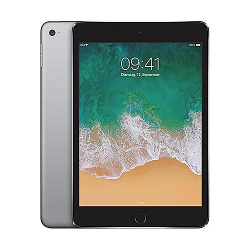 Apple iPad mini 4 WiFi 128 GB Space Grau MK9N2FD A