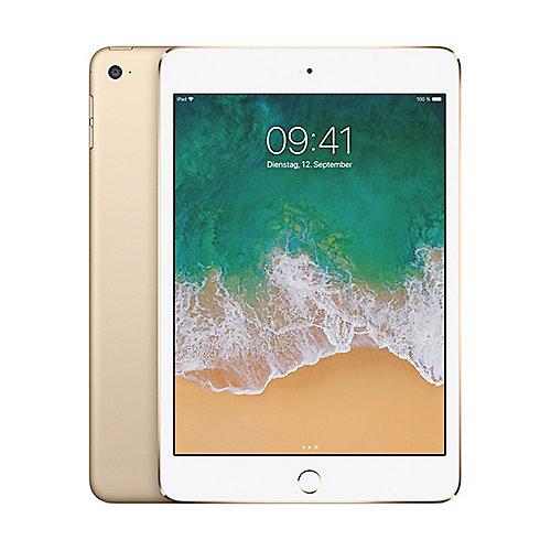 Apple iPad mini 4 WiFi 128 GB Gold MK9Q2FD A