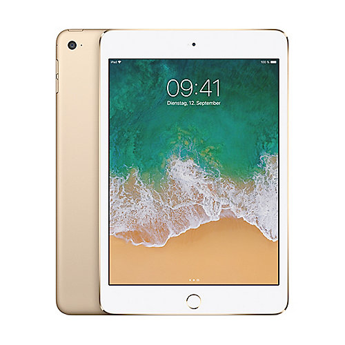 Apple iPad mini 4 WiFi 128 GB Gold MK9Q2FD/A