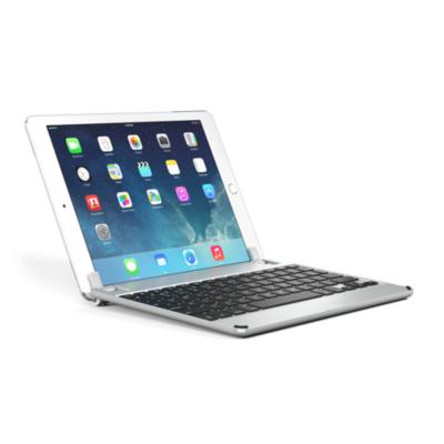 Brydge  9.7 Bluetooth Tastatur für iPad Air/Air 2/Pro/New2017 silber | 0653341681904