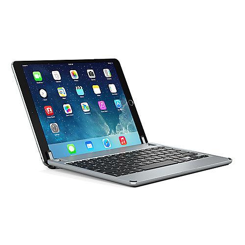 brydge 10 5 bluetooth tastatur f r ipad pro 10 5 silber. Black Bedroom Furniture Sets. Home Design Ideas
