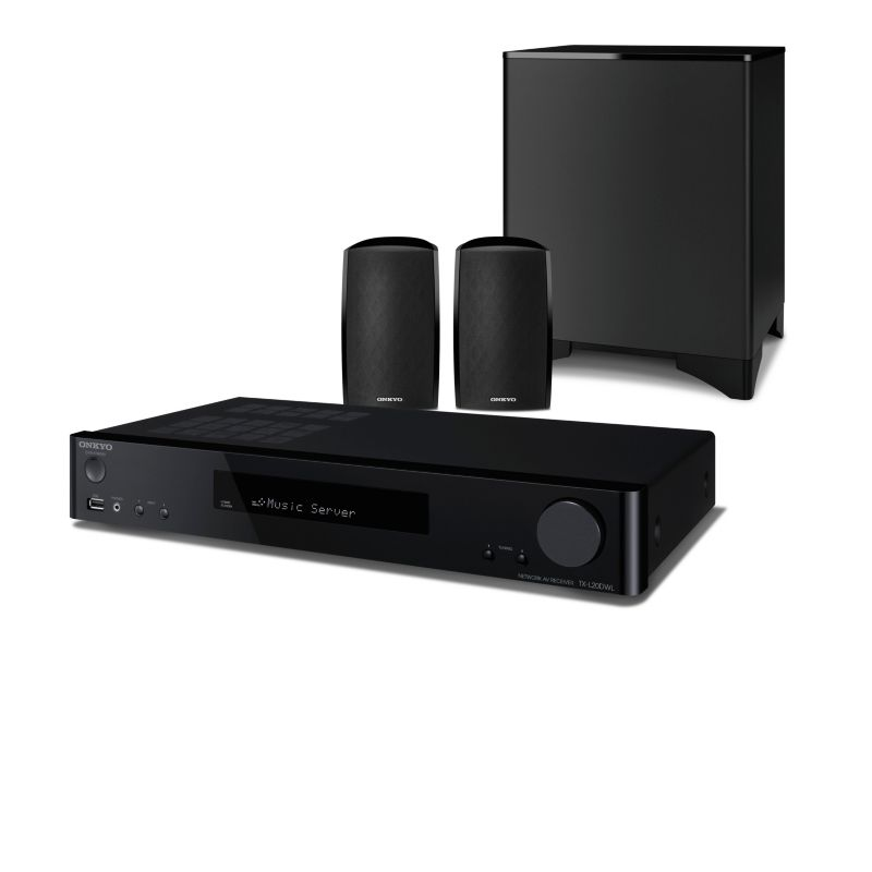 Onkyo LS5200-B 2.1.-Sound-System Multiroom Bluetooth Airplay DTS:X
