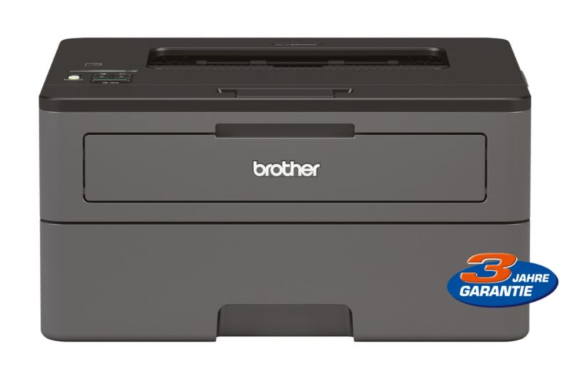 Brother HL-L2370DN S/W-Laserdrucker LAN Duplex