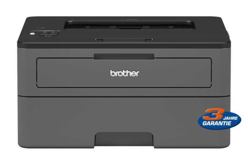 Brother HL-L2375DW S/W-Laserdrucker LAN WLAN Duplex