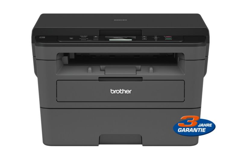 Brother DCP-L2510D S/W-Laser-Multifunktionsdrucker Scanner Kopierer USB