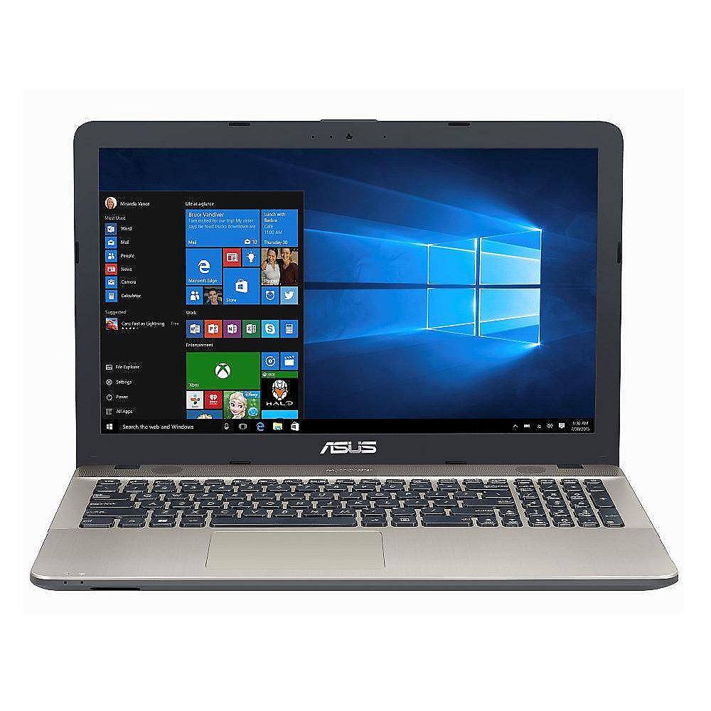 ".Asus X541UA-GQ871T - i3-6006U 8GB/1TB 39,6cm/15""HD IntelHD W10"