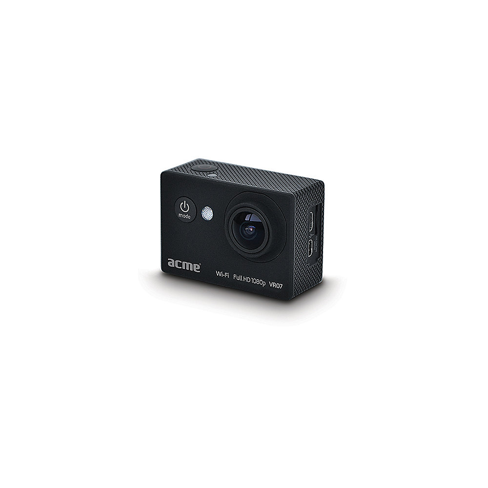 ACME VR07 Full HD Action Cam mit Wi-Fi