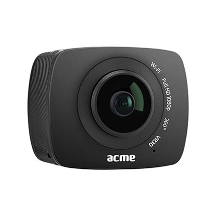 ACME VR30 Full HD 360°-Kamera mit Wi-Fi