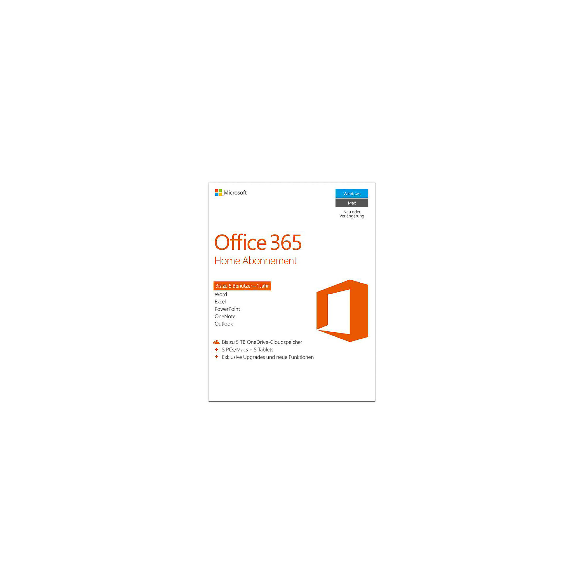 Microsoft Office 365 Personal + Norton Security Deluxe 2+1 Geräte 1Jahr